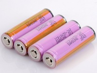 Button top protected 18650 samsung icr18650-26f 3.7v 2600mah lithium-ion battery with PCB/battery 18650 samsung