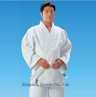 Top Quality Kimono Jiu Jitsu100% Cotton Judo Gi Bjj Gi International Standard Martial Arts Uniform Present a Belt Free Shipping