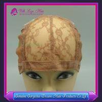 Wig capFREE SHIPPING  Medium Cap Machine Made Adjustable Wig Caps wig cap For Making Wigs 5pcs/lot Inside Inner Cap Nets