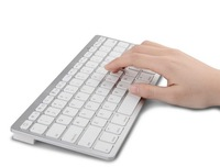 Free Shipping New Wireless Bluetooth 3.0 Keyboard in Thai For ipad iphone PC Tablets K10018 Xmas and Hallowmas