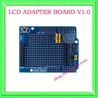 Robot LCD adapter board V1.0 LCD adapter board