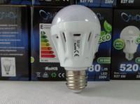 E27/B22/E14  indoor room LED Bulb 5W 400lm 2835 LED chipswarm White Light 3000K