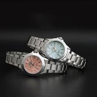 Free Original Box Fashion Brand Relogio Femininos Lady Quartz Women Dress Watches Pink Blue reloj mujer Free Shipping 005A