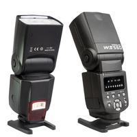 Free shipping!NEW WANSEN Flash Speedlite WS-560 Camera flash for NIKON D3100 D5100 D7000 Canon 60D 600D 650DV 70D as yongnuo560