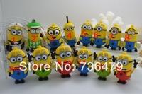 Despicable Me minions usb flash memory pen drive cartoons 128M 4GB 8GB 16GB 32GB 64GB external storage pendrive, free shipping