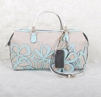 Fashion embossed bags woman famous designer handbags