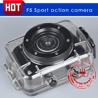 Mini Sport DVR Helmet Waterproof HD Action Camera Sport DVR Recorder Outdoor Camcorder DV hot digital video camera free shipping