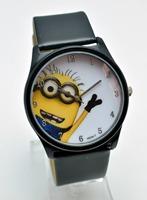 Novelty Women's Watch 3D Cartoon Ladies Watch, Children Cartoon Despicable Me Wristwatches Christmas Gift For Kids