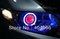 Big 4 inch HID Bi xenon Projector Lens Hi/Lo Headlight kits Angel Eyes Devil Eye 9004 9005 9006 9007 6000K 4300K 8000K