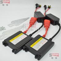 2pcs 12V hid xenon ballast 35W Digital slim hid ballast 35w blocks ignition electronic ballast for HID kit xenon H7 H4 H1 H3 H11