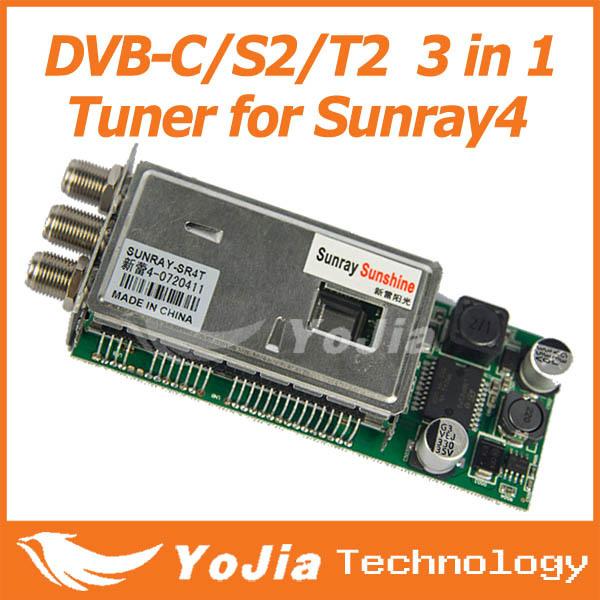 1 шт. санрей SR4 800se тройным тюнером только для 800HD se ...