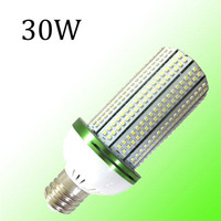 30W E40 LED Corn Light light wall outdoor Energy saving high power LED light to replace the conventional CFL bulb 105W