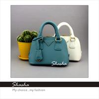 2014 P famous brand women designers handbags child PU leather messenger bags girls mini totes children kids bolsas AXB00037