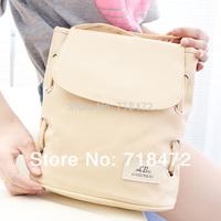2014 Fashion vintage women leather handbag messenger/travel school bags shoulder clutch famous brands bolsas handbags beach bag