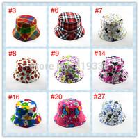Toddler girls Bucket Hat Pattern PDF Sewing Pattern Boutique Baby Girls boys Bucket Sun Hat 12pcs H391