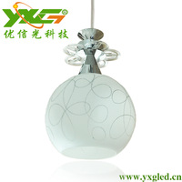 high quality dinng room led  chandelier lighting lamps,85-265v led  parlor chandelier lamp and light source Free shipping