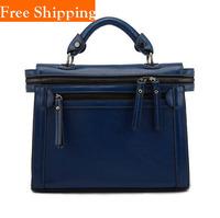 2014 New Arrival Za Style Hot Celebrity Girl Faux Leather Handbag Woman Women'S Pu Leather Handbag Shoulder Bags Messenger Bags