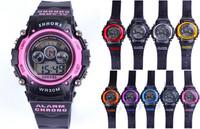 Free shipping New 2013 Luxury watches For Men Women Waterproof Silicone Wristwatches Children Digital Watches Brand Sports Watch