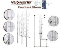 [YUCHENG] locking eyewear display stand wall mount Y015-12