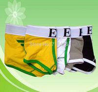 Free Shipping 4pcs/lot  Men's Underwear Men's Boxers C-25