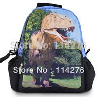 """New 12"""" Dinosaur Printing Backpack for teenage boys cool backpack School bags BBP120S"""