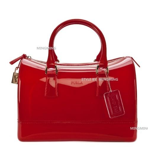 أحلى شنط There-shoulder-strap-women-brandTransparent-candy-bags-jelly-handbags-messenger-bag-with-lock-shimmering-flash-color