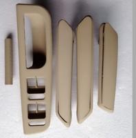 Vw b5 door passat handle armrest handle - piece set Vw b5 door passat handle door armrest buckle mentored set 8 beige