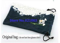 Hot Selling New 2013 Fashion S Sunglasses Special Customized Pouch/Bag oculos de sol