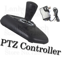 User- friendly LCD display Supports CCTV system control Joystick Controller