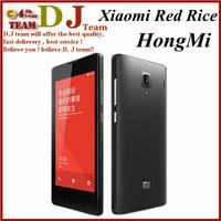 Original Xiaomi Red Rice 1S Xiaomi Hongmi 1S 4.7'' Redmi WCDMA Quad Core Qualcomm MSM8228 Mobile Phone 8mp Dual SIM Android 4.2