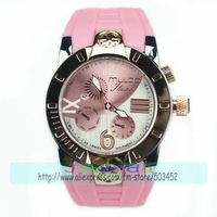 Newest Design Lover Charming Watch,50pcs/lot,Stainless Steel Wrap Quartz Watch,8 Colors,DHL Free Shipping To Usa/Europe