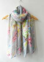(free shipping)muslim shawl ,muslim hijab ,muslim scarf 180*100cm ,100% viscose can choose colors