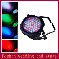 Promotion,High Power RGB LED Par Stage Light Wedding Lights DJ Bar Laser Light Strobe DMX512 Master-Slave Stand-Alone