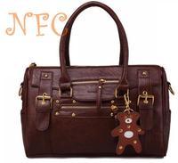 Hot!!!Female bags 2014 women's handbag vintage belt bear female shoulder bag messenger bag casual bag