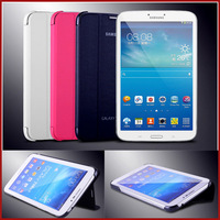 Business Ultra Slim Thin Leather Smart Case BOOK Cover For Samsung Galaxy Tab 3 7.0 T210 T211 P3200 P3210 Free Screen Protector