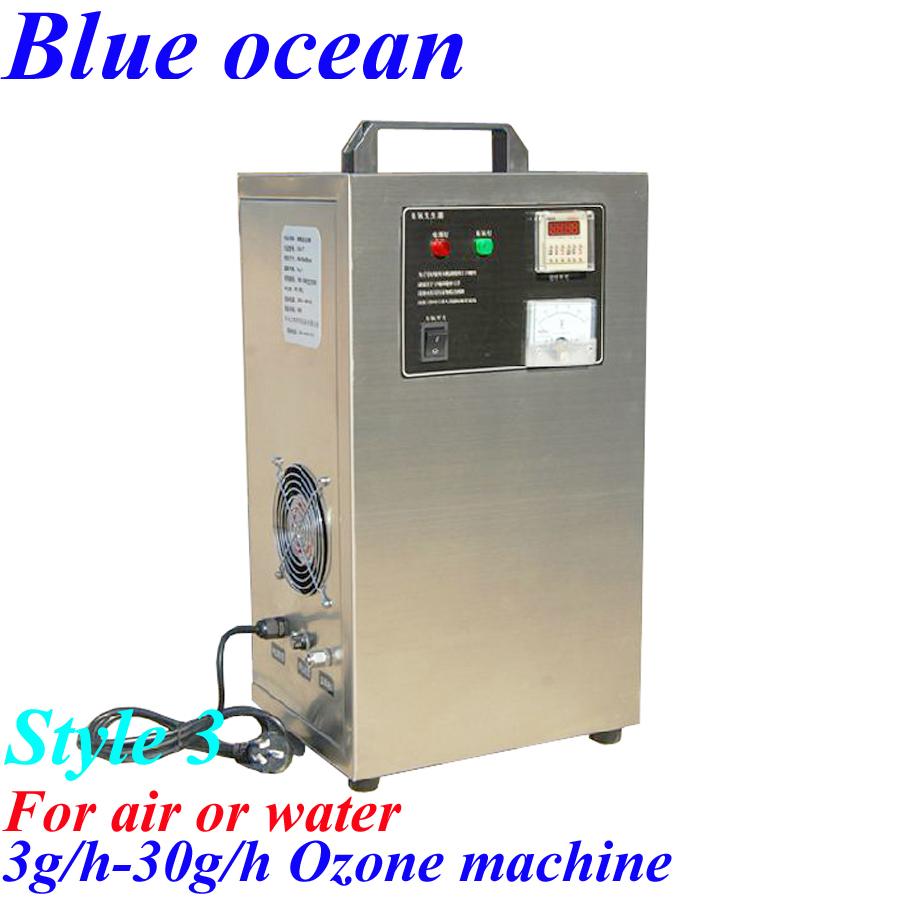 BO-2205AMT, HOT Multifunctional high efficient air purifier ozone generator water air sterilizer ozon ozongenerator ozono(China (Mainland))