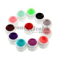 24 x цвета 3d ногтей художественная краска трубки сделать роспись ногтей акриловые искусство Совет УФ гель