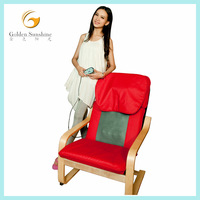 PU Cover Electric Massage Chair