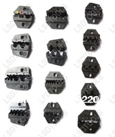 Replaceable Crimping Die Sets for DN, HS, L series crimping tool sets combination crimping tool set