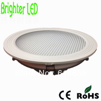 10pcs/lot  NEW LED Recessed Downlight Lamps  5W 10W 15W 2835SMD 90-100LM/W White/Warm White AC85-265V