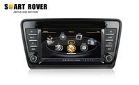 S100 Car DVD Player For Skoda Octavia 2013 2014 2015 GPS Navigation Audio Video Radio Bluetooth 3G WiFi Steering Wheel Control
