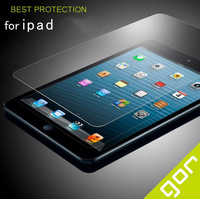 New 100% 0.33mm Premium Tempered Glass Screen Protector film For iPad 1 2 3 4 Scratch-Proof With Retail Package Free shipping
