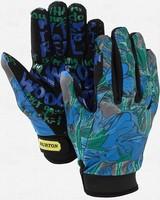 No.250104 Brand Snowboard Gloves Windproof Waterproof Skiing Golves Mittens Outdoor Winter Ski Gloves Size:S M L Blue