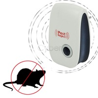 New Arrival Electronic Ultrasonic Anti Insect Mosquito Pest Reject Mouse Killer Magnetic Repeller US Plug TK1357