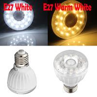 Светодиодная лампа OEM E27 220V 25 3528SMD 5W E27 400LM 3600 K 6000K