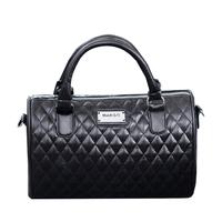 Women Leopard Print Skull Clutch Bag chain Handbag women's long leather Purse Bag grasp wallet tote Handbag free shipping