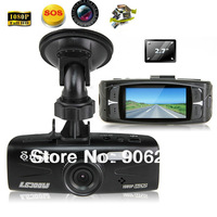 "Free shipping! Brand DOD LS300W 2.7"" LCD Car DVR 1080P Motion Detect Overwrite Camera Camcorder"