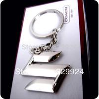 2pcs/lot free shipping alloy suzuki Keyring/auto logo keychain