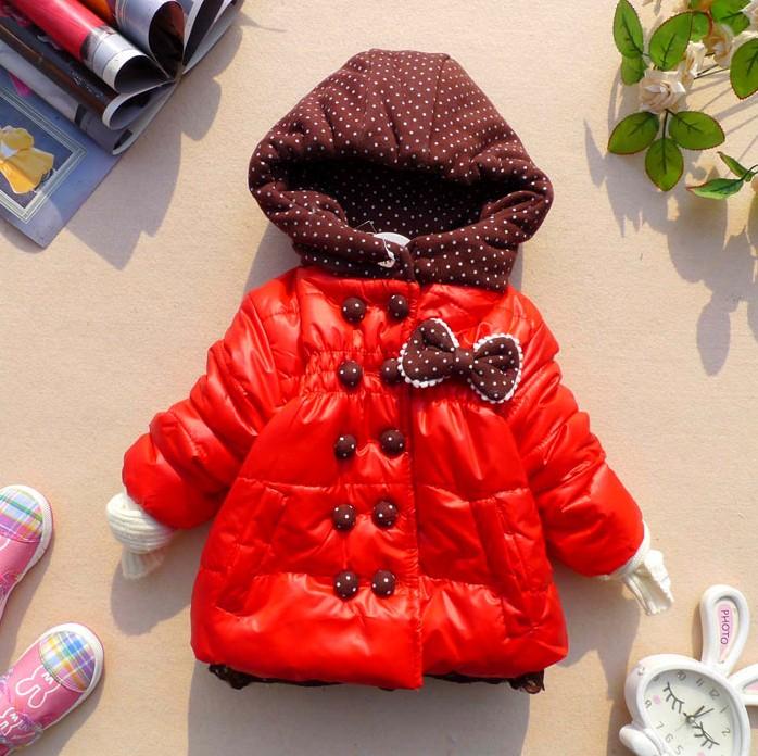 2013 roupa infantil com jaqueta de algodão acolchoado e jaquetas quentes e agradáveis(China (Mainland))