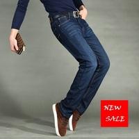 brand fashion jeans men 2014 designer jeans mens dress pants/true jeans men color blue & black jeans/size L~5XL/MOs